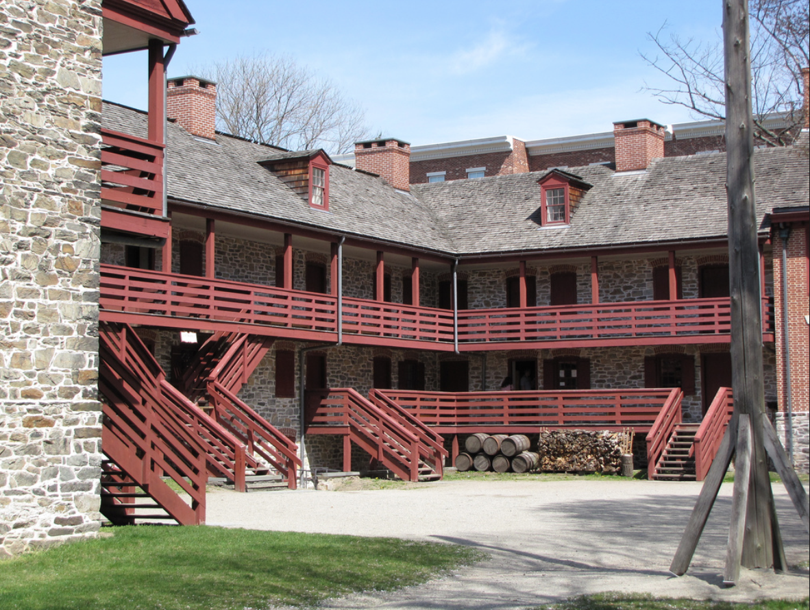 Old Barracks Museum